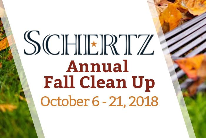 Annual Fall Clean Up 2018 news