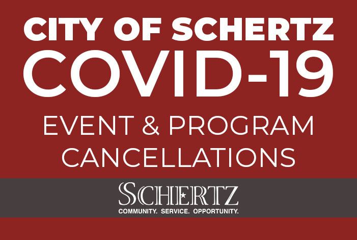 Event-Cancellations