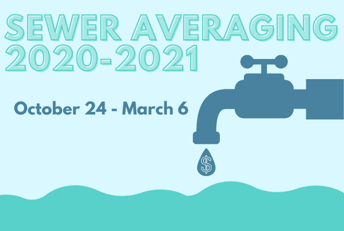 Sewer Averaging 2020-21