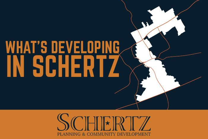 Whats developing in schertz