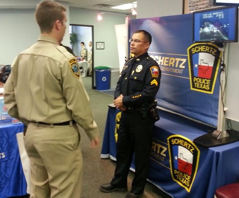 Schertz Police Officer Recruiting