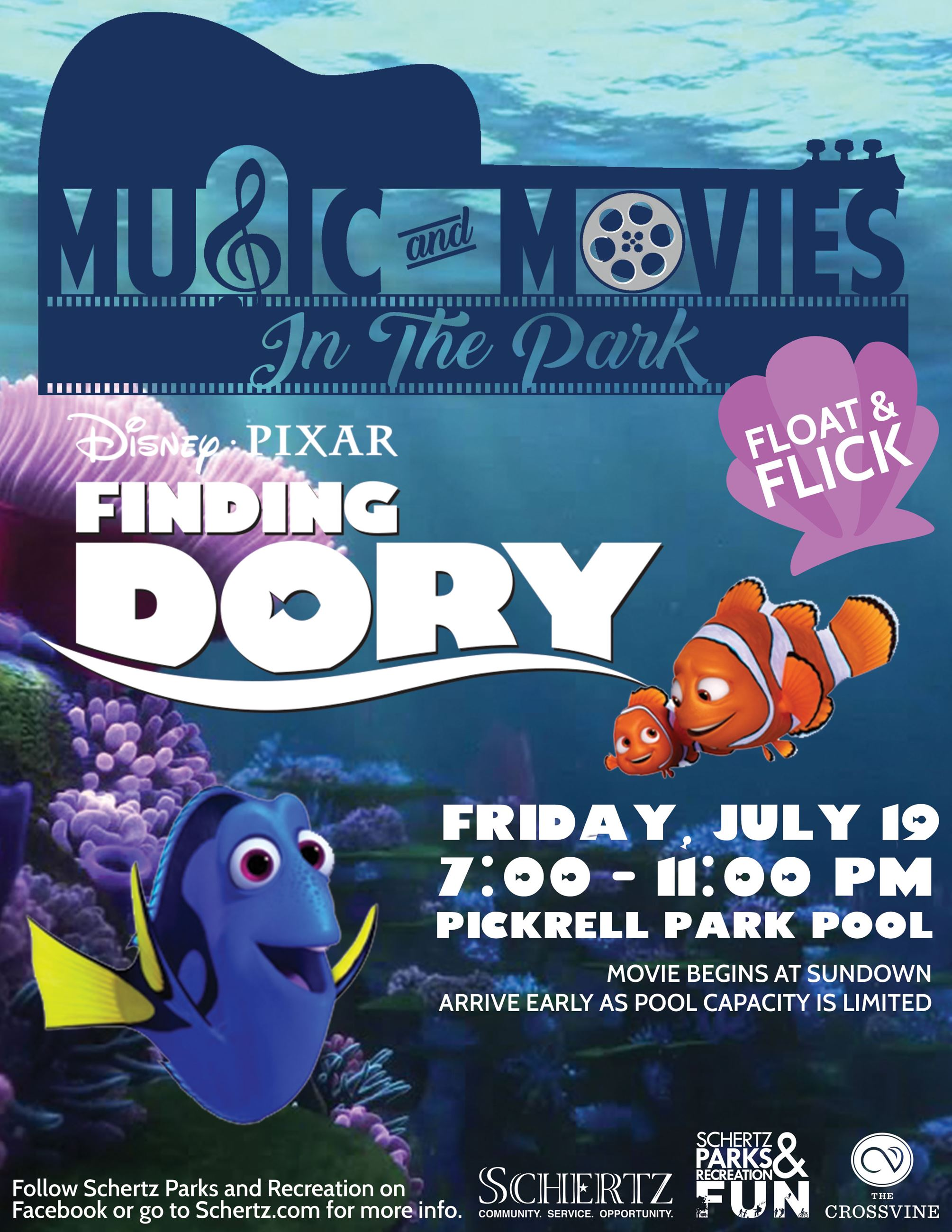 Finding-Dory-Movie-in-the-Park
